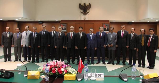 KMA Terima Kunjungan Lembaga Peradilan Turki