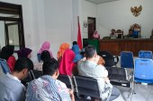 Pelaksanaan Rapat Umum PA Manado