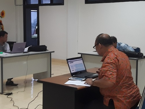 Seleksi Calon Peserta Diklat Sertifikasi Ekonomi Syariah di Pengadilan Tinggi Agama Manado