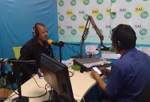 Talk Show bersama Radio RAL Manado