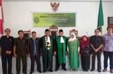 Pelantikan Hakim Pengadilan Agama Manado