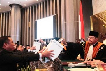 Hatta Ali Terpilih Menjadi Ketua Mahkamah Agung 2017-2020