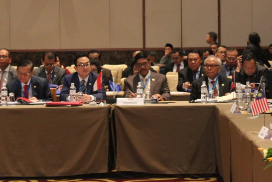 Ketua Mahkamah Agung Hadiri Perhelatan Tahunan Asean Law Association Governing Council Meeting Yang Ke 39 Di Brunei Darussalam