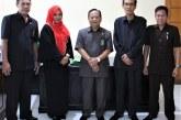 Silaturahmi Ketua Pengadilan Tinggi Agama Manado