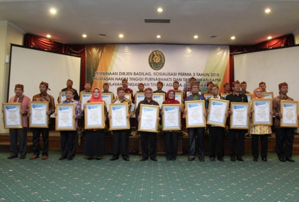 [BADILAG] Terakreditasi 100 Persen, Dirjen Badilag Apresiasi PTA Jawa Barat