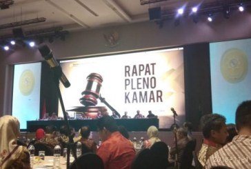 Ketua Mahkamah Agung Buka Kegiatan Rapat Pleno Kamar Tahun 2018