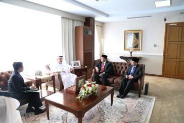 Pererat Kerjasama, Dirjen Badilag Kunjungi Kedutaan Besar Arab Saudi
