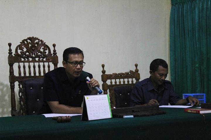PA Manado Rapat Koordinasi HUT RI dan MA