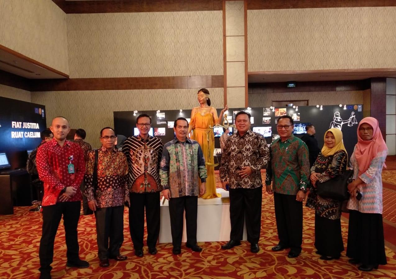 Penutupan Proyek Sustain, Pengadilan Agama Manado Diundang Ke Medan