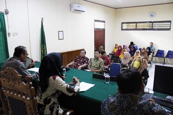 Sosialisasi Perma No. 7, 8 dan 9 Tahun 2016 di Pengadilan Agama Manado