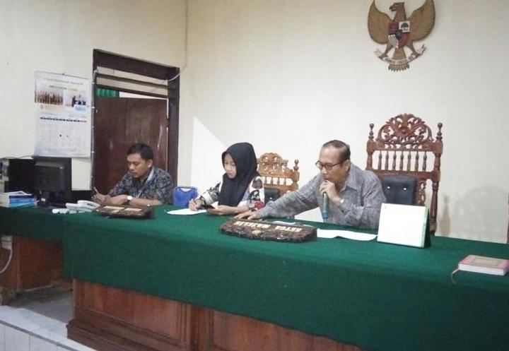Sosialisasi Zona Integritas WBK dan WBBM Pengadilan Agama Manado