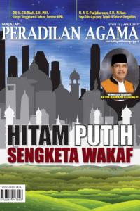 Majalah Peradilan Agama Edisi 11