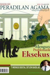Majalah Peradilan Agama Edisi 15