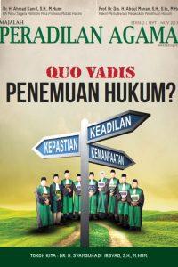 Majalah Peradilan Agama Edisi 2