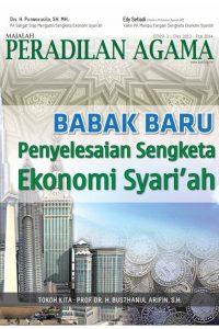 Majalah Peradilan Agama Edisi 3