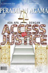 Majalah Peradilan Agama Edisi 6