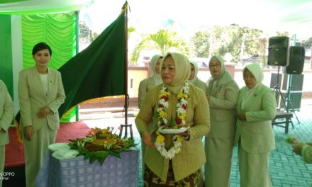 Dharmayukti Karini Pengadilan Agama Manado hadiri HUT Dharmayukti Karini ke-17
