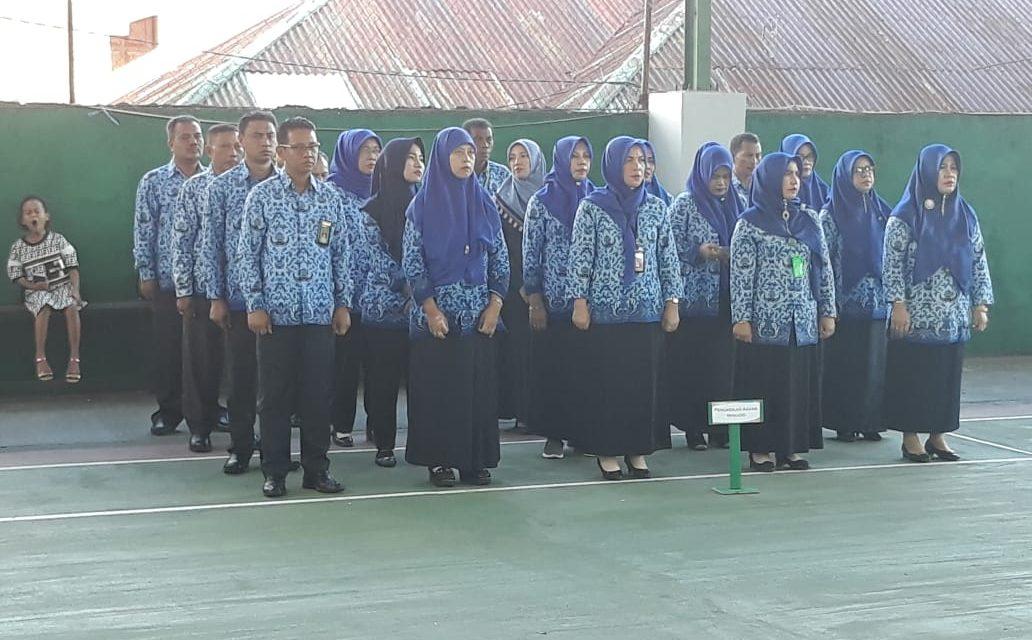Upacara Hari Kesaktian Pancasila Pengadilan Agama Manado