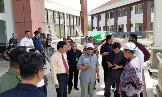 Sekma Kunjungi Gedung Baru Pengadilan Agama Manado