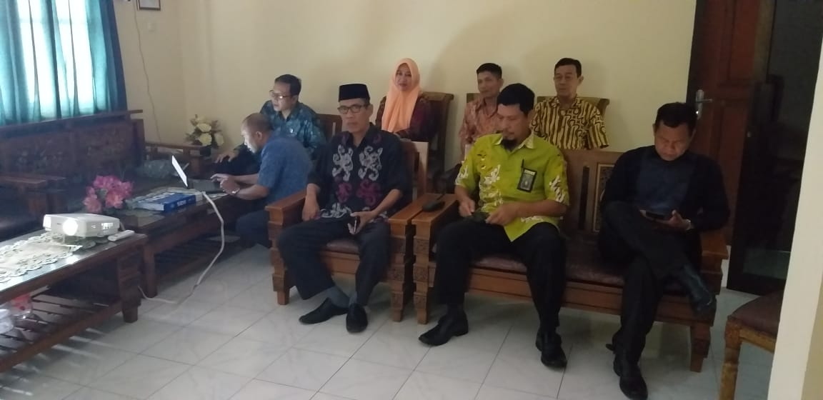 Coffee Morning Ketua dan Hakim-Hakim PA Manado