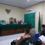 Rapat Evaluasi Akhir Tahun PA Manado