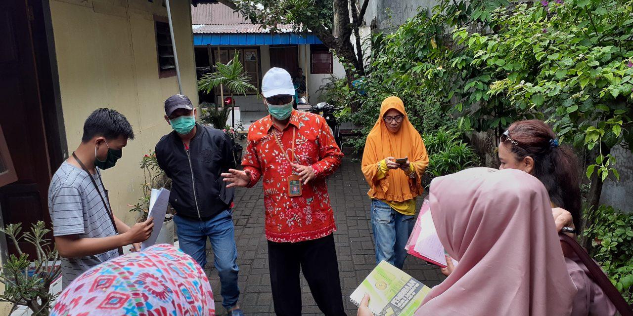 PA Manado melaksanakan Pemeriksaan Setempat dengan memperhatikan Sosial Distancing