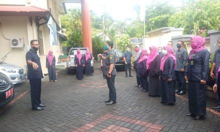 Apel Perdana Pemberlakuan SEMA New Normal di Pengadilan Agama Manado