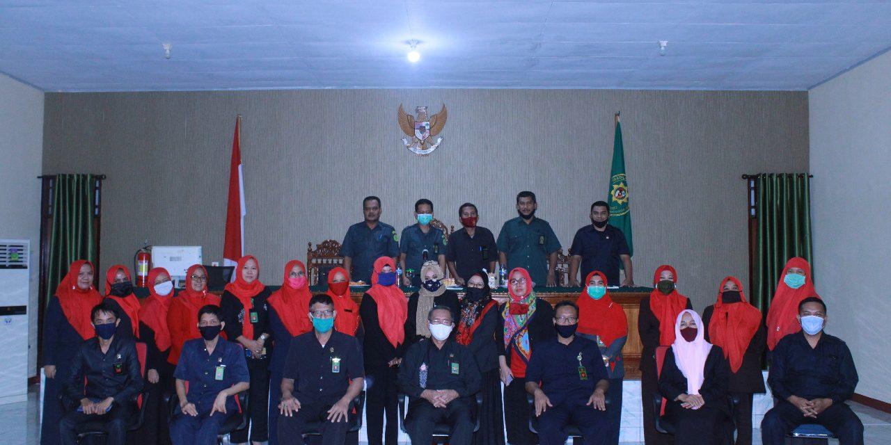Pembinaan KPTA Manado di Pengadilan Agama Manado