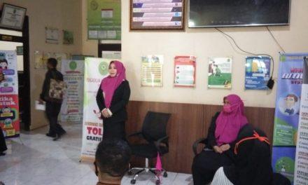 """Sosialisasi Program Unggulan Pengadilan Agama Manado """"SI PAMAN"""""""