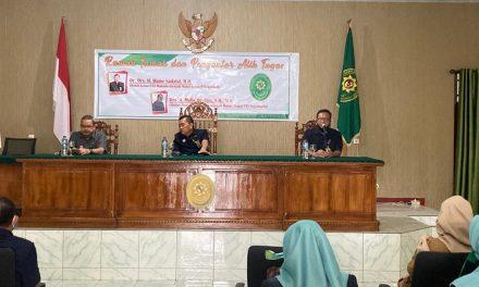 Ramah Tamah Pengantar Alih Tugas WKPTA dan Hakim Tinggi PTA Manado