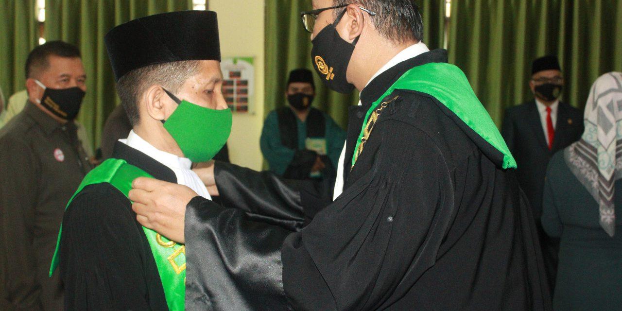 Pengambilan Sumpah Jabatan Dan Pelantikan Wakil Ketua Pengadilan Agama Manado