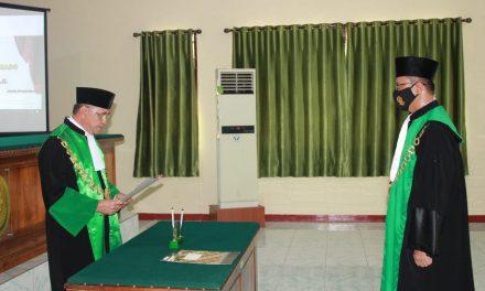 Pelantikan Ketua Pengadilan Agama Manado Kelas 1A