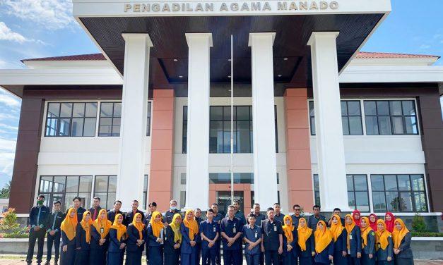 Pengadilan Agama Manado Pindah Alamat Kantor