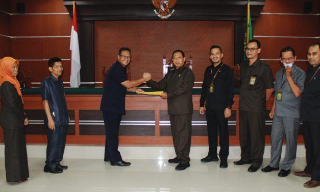 Badan Pengawasan Mahkamah Agung RI Melakukan Audit Kinerja dan Integritas di PA Manado