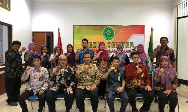 Tim Asesmen Pengadilan Tinggi Agama Manado Melakukan Survilendce Ke 3 APM di PA Manado
