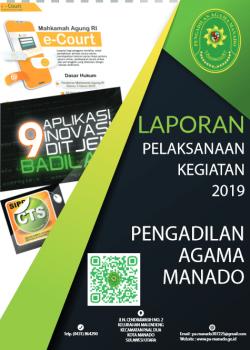 2019 - Cover Laporan Tahunan